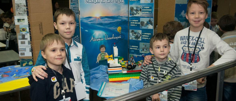 В Україні вперше відбувся фестиваль FIRST LEGO League Junior!