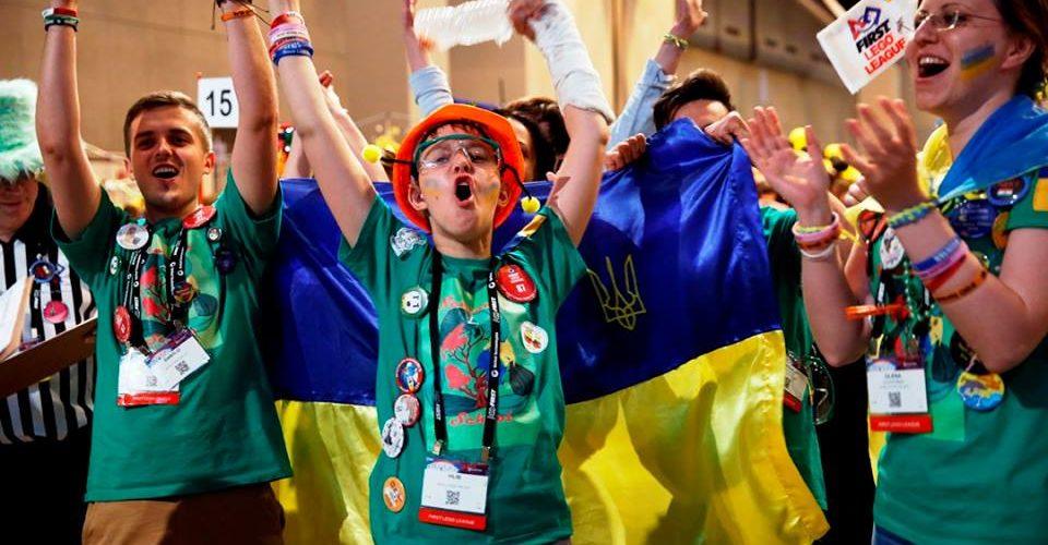 Компанія SAP підтримує FLL в Україні!