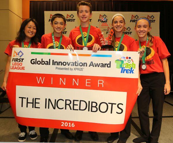 "Оголошено переможця ""Global Innovation Award 2016"""