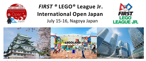FLL Jr. International Open Japan Information