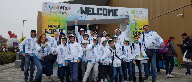 Україна увійшла до 10-ки найкращих команд планети з робототехніки на FIRST Global Challenge та до ТОП-16 країн світу на World Robot Olympiad 2019
